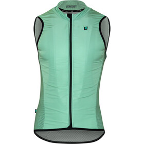 Biehler Signature³ Ultralight Gilet Heren, pastell green